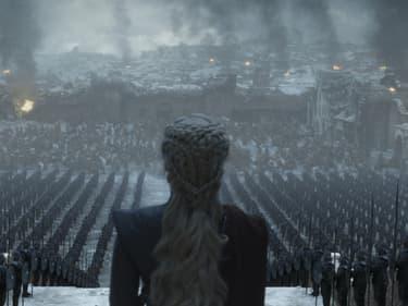 Comment la fin de Game of Thrones a été inspirée par Le Seigneur des Anneaux