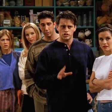 10 épisodes de Friends à revoir