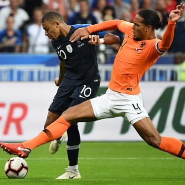Les chemins de Kilian Mbappé et Virgil van Dijk pourraient bien se croiser durant l'Euro 2020... mais où $1