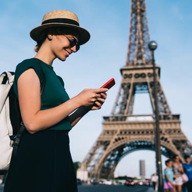 La 5G de SFR arrive à Paris