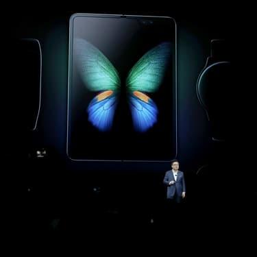 Le Samsung Galaxy Fold 2 bientôt dévoilé ?