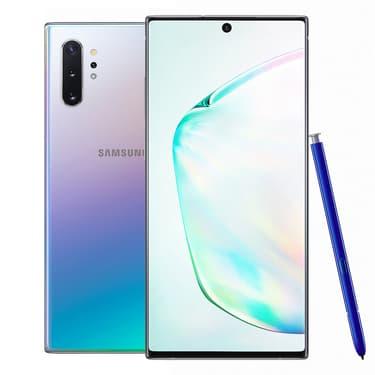 Samsung présente son nouveau smartphone, le Galaxy Note10.