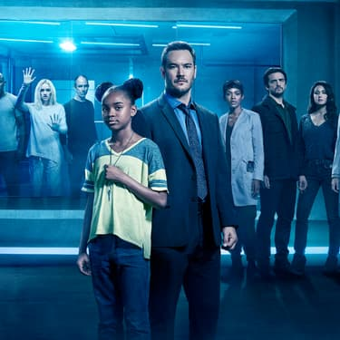 Le casting de la série The Passage sur SYFY.