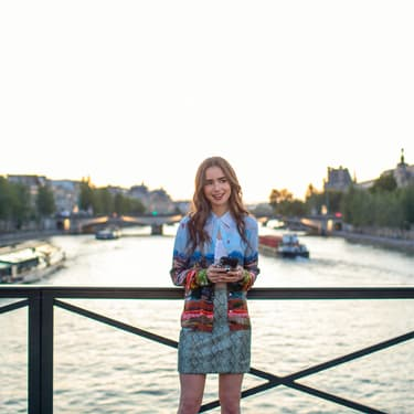 Emily in Paris : quand Sex and the City s'installe dans la capitale