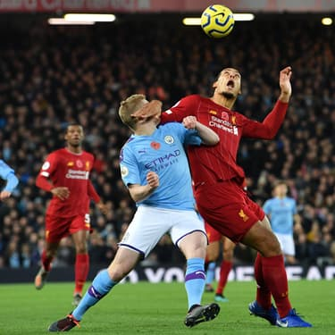 Premier League : le programme de la semaine, avec Manchester City - Liverpool