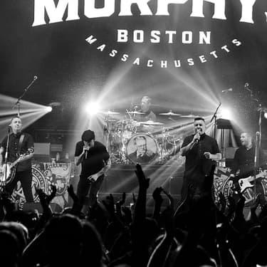 Dropkick Murphys triomphe au Zénith de Paris