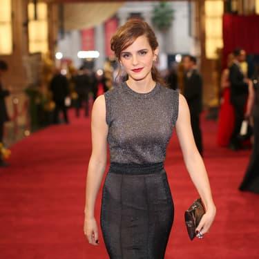 Emma Watson à Hollywood pour la cérémonie des Oscars, le 2 mars 2014