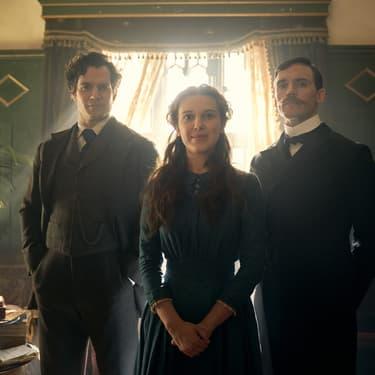 Enola Holmes, la sœur de Sherlock, arrive sur Netflix