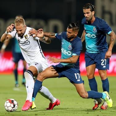 Liga NOS : Benfica et Porto ce soir sur RMC Sport