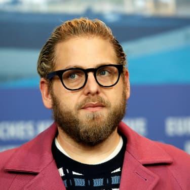 Jonah Hill à la Berlinale, le festival de cinéma de Berlin, le 10 février 2019