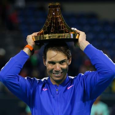 Record : Rafael Nadal aura été numéro 1 sur trois décennies