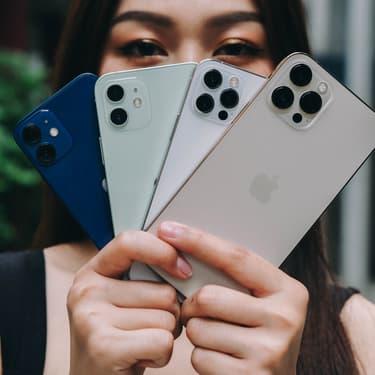 Quels iPhone 12 se vendent le mieux ?