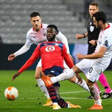 Ligue Europa 5e journée : Lille-Sparta Prague et Nice-Leverkusen