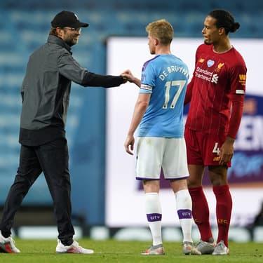 Premier League : notre équipe type de la saison 2019-20