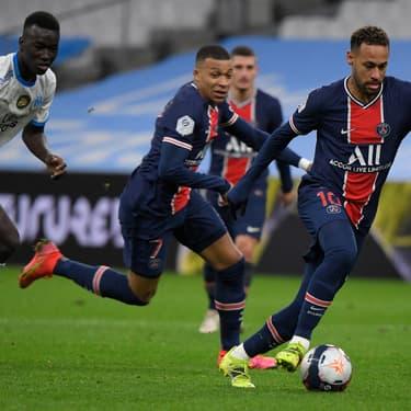 Bientôt 4 clubs français en Ligue des Champions ?