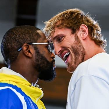 Boxe : le combat Mayweather VS. Logan Paul cette nuit sur RMC Sport