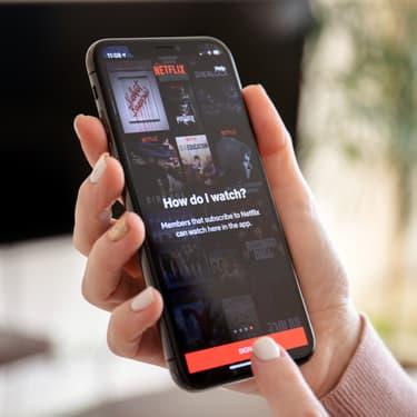 Netflix teste le téléchargement sans autorisation