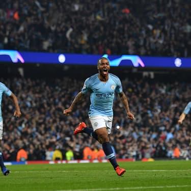 L'attaquant anglais Raheem Sterling a changé de dimension depuis l'arrivée de Pep Guardiola à Manchester City