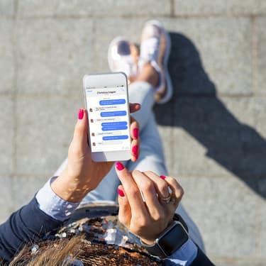Apple testerait la correction des SMS après leur envoi