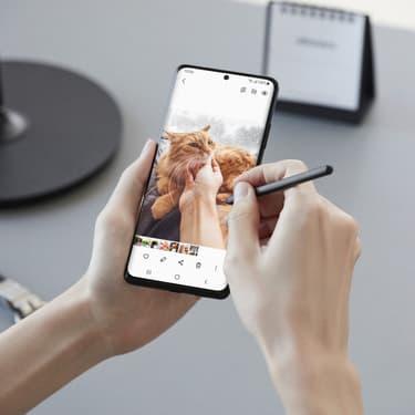 Samsung Galaxy S21 : un outil pour lutter contre le photobombing