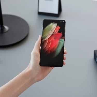 Samsung Galaxy S21 Ultra : comment son écran booste son autonomie