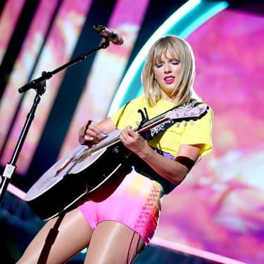 Taylor Swift en concert au iHeartRadio Wango Tango en Californie, le 1er juin 2019