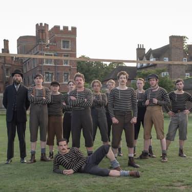 The English Game, les débuts du foot par le créateur de Downton Abbey