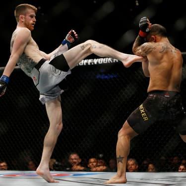 MMA-UFC : il met son adversaire KO en 28 secondes !