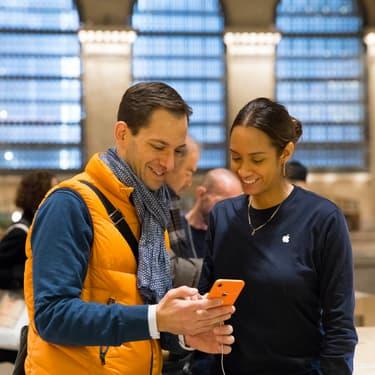 Swiper n'était pas un geste du quotidien avant qu'Apple ne lance l'iPhone