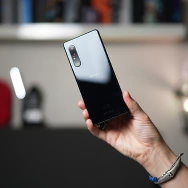 Le Sony Xperia 1 III se dévoile déjà