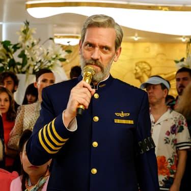 Hugh Laurie, inoubliable Dr.House, est de retour dans une série de science-fiction, Avenue 5, prochainement sur OCS