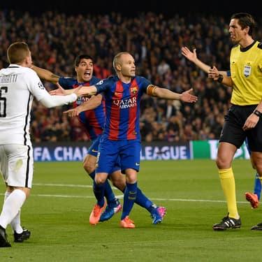 Ligue des Champions : la revanche Barcelone - PSG en 8e