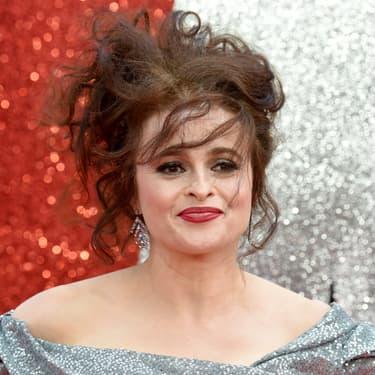 Helena Bonham Carter lors de l'avant-première du film Ocean's 8 le 13 juin 2018 à Londres