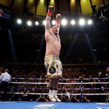 Une grande nuit de combats sur RMC Sport, avec le retour d'Andy Ruiz sur le ring