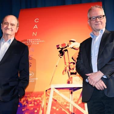 Pierre Lescure et Thierry Fremaux imposent leurs conditions à Netflix pour le Festival de Cannes