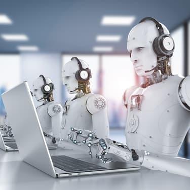 Un robot à votre place dans l'entreprise : pas si absurde que ça