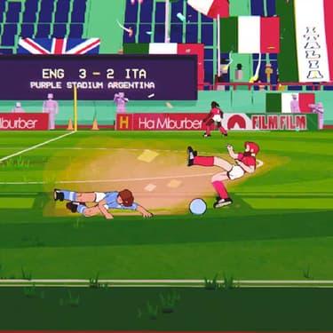 Golazo ! Soccer League, un foot 100% arcade à retrouver sur SFR Gaming