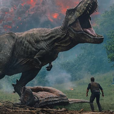 """Découvrez la suite des événements de """"Jurassic World : Fallen Kingdom""""..."""
