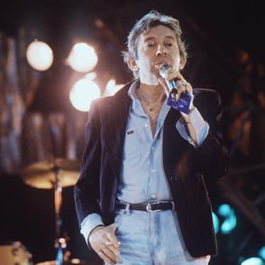 Serge Gainsbourg en 5 titres