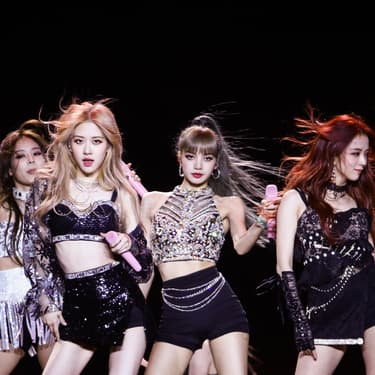 BLACKPINK : le groupe de K-pop qui bat tous les records