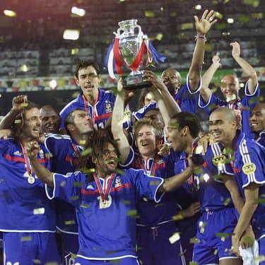Souvenirs des Bleus de l'Euro 2000, 20 ans après la victoire