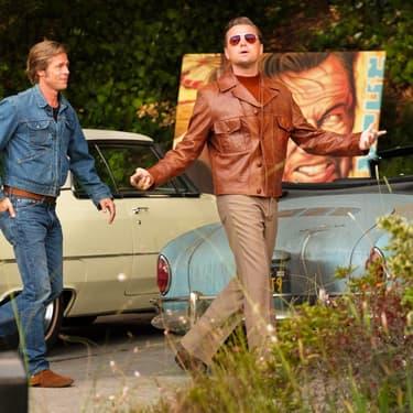Brad Pitt et Leonardo DiCaprio sont à l'affiche de Once Upon A Time In... Hollywood, le dernier film de Quentin Tarantino