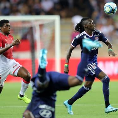 La rencontre de Ligue 1 entre l'AS Monaco et l'Olympique Lyonnais s'est tenue le 9 août 2019