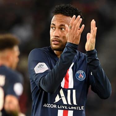 Neymar ne sera pas poursuivi pour avoir giflé un supporter rennais