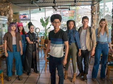 Marvel's Runaways : une saison 3 sous haute tension sur SYFY