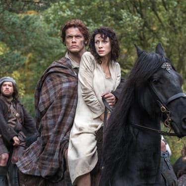 Outlander : les 4 premières saisons arrivent sur Téva !