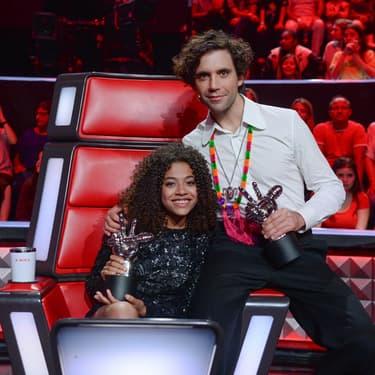 Mika a fini l'aventure The Voice en beauté puisque c'est Whitney, de son équipe, qui a remporté la saison 8 cette année.