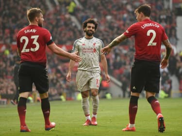Manchester United - Liverpool, the Derby of England