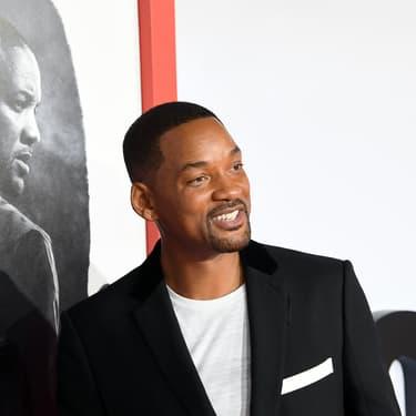 """Will Smith à l'avant-première de """"Gemini Man"""" à Hollywood, le 6 octobre 2019."""