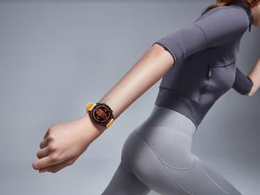 Mi Watch : la montre connectée de Xiaomi est arrivée chez SFR